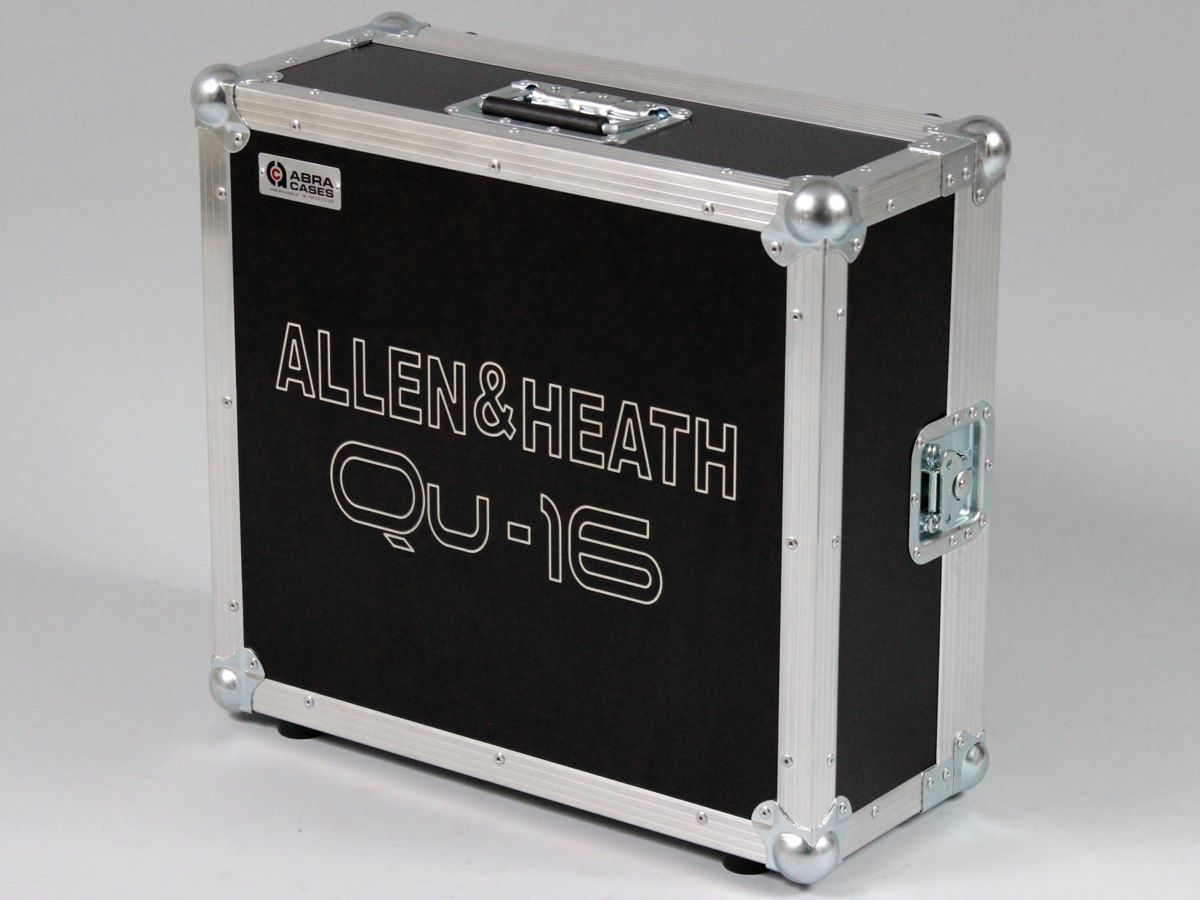 allen heath qu 16 standard. Black Bedroom Furniture Sets. Home Design Ideas
